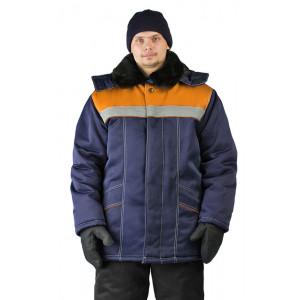 """Bunda zimní """"Ural"""" (Oranžová)"""