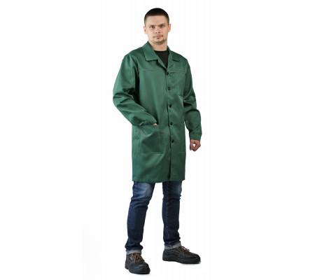 """Pracovní plášť """"Valent"""" (Tmavé Zelená)"""