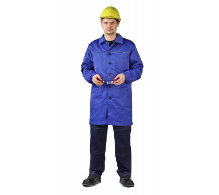 """Pracovní plášť """"Valent"""" (Světlé Modrá)"""