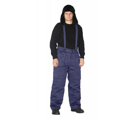 """Zateplené kalhoty """"Greta"""" (Tmavě Modré)"""