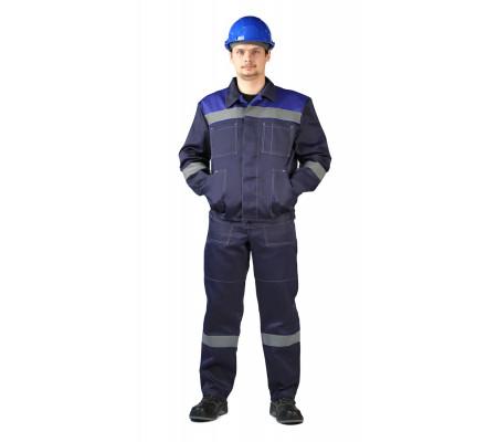 """Letní pracovní souprava """"Legion"""" (Tmavé Modrá/Modrá)"""