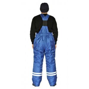 """Zimní pracovní souprava """"Stim"""" (Světlé Modrá/Tmavé Modrá)"""