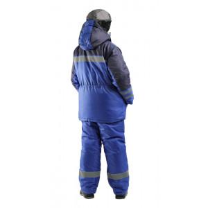 """Zimní pracovní souprava (pro ženy) """"Zimník"""" (Modrá/Tmavé Modrá)"""